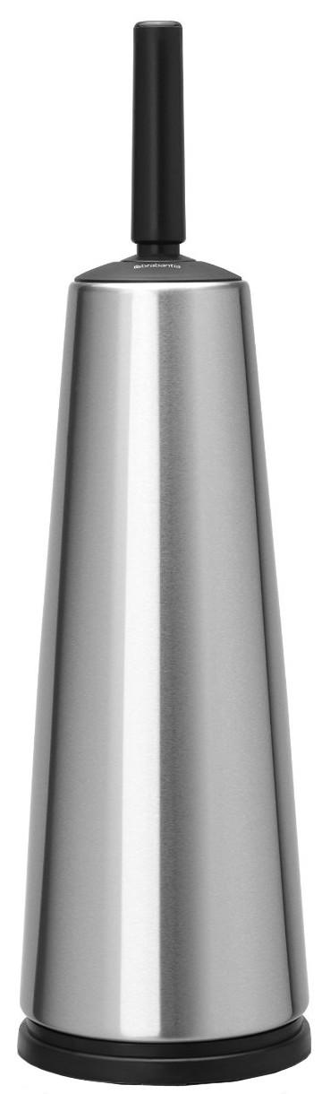 Brabantia 385285 Toilet Brush And Holder Matt Steel